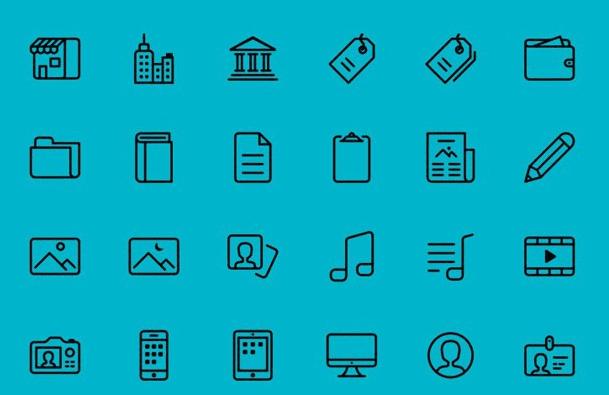 Bubbles Icon (AI, EPS, PNG, PSD, SVG & SKETCH)