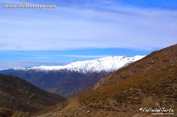 Montes de Tras la Sierra y el Torreón 2.401 m