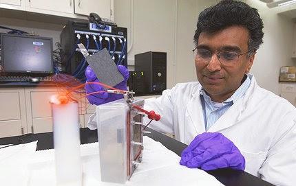 Ilmuan Ciptakan Baterai Organik Berbasis Air