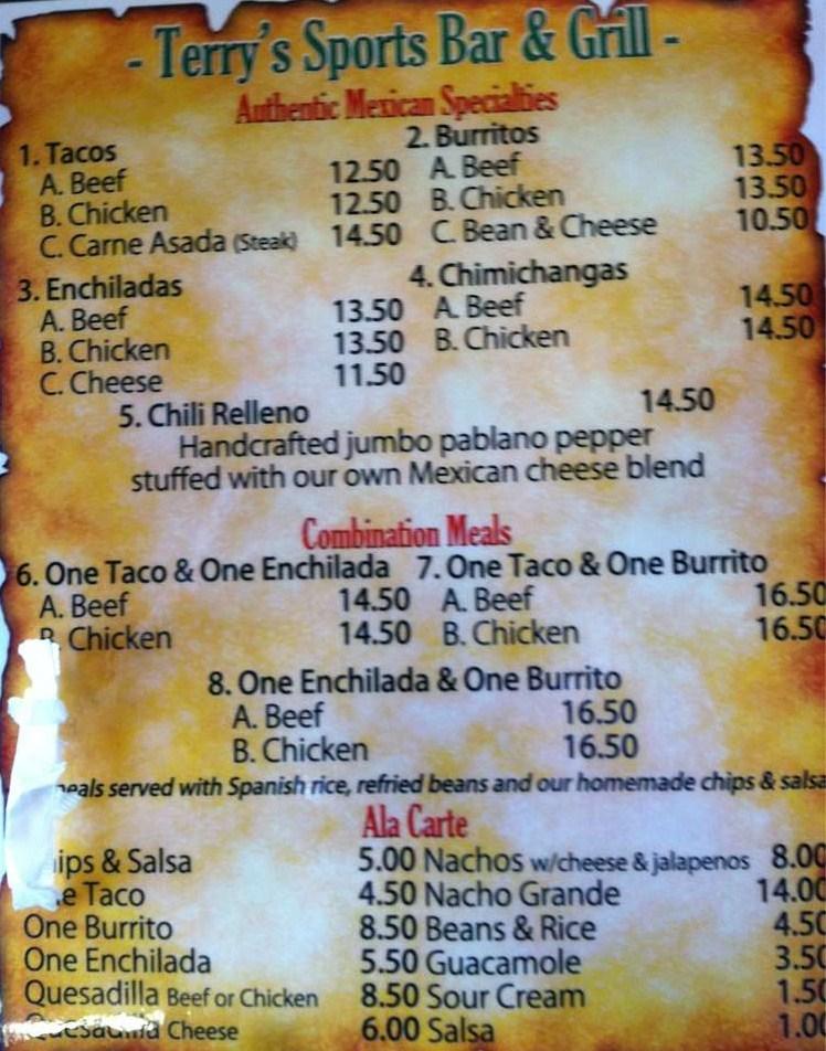 That food guy terry 39 s fish and chips seward alaska for Two fish menu