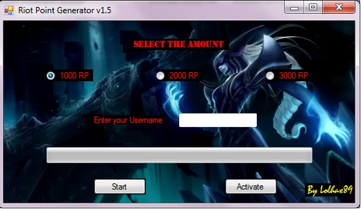free riot points with the riot points generator lolriotguide - 520×301