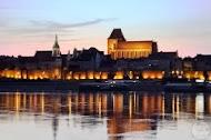 Toruń - tam zatrzymało się Słońce ;)