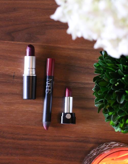 lipstick vamp flowers