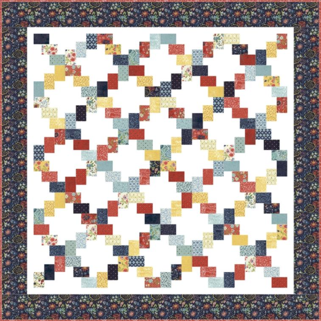 June Quilt Pattern of the Month