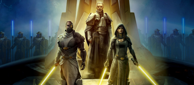 SWTOR Knights of the Fallen Empire banner