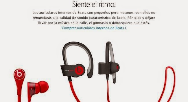 Beats De Apple