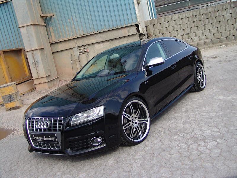 2011 Audi S5 Sportback Senner Tuning
