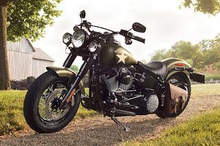 Harley-Davidson Slim S Review