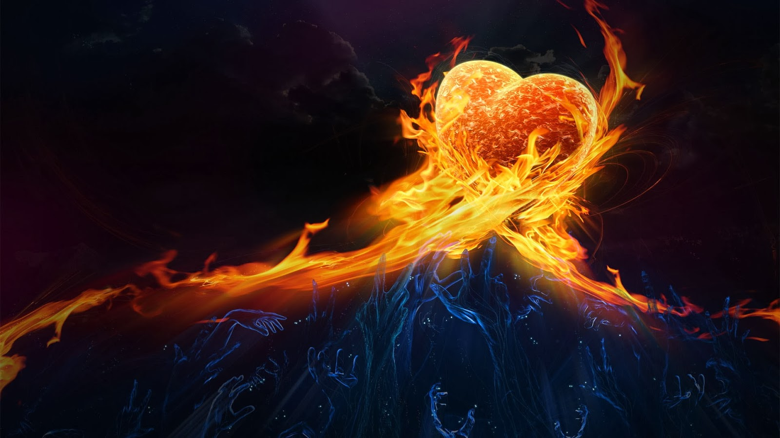 Hot girl wallpaper heart with fire love wallpapers images heart with fire love wallpapers images pictures photos gallery free download buycottarizona Image collections