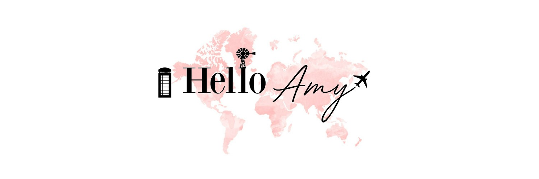 Hello Amy