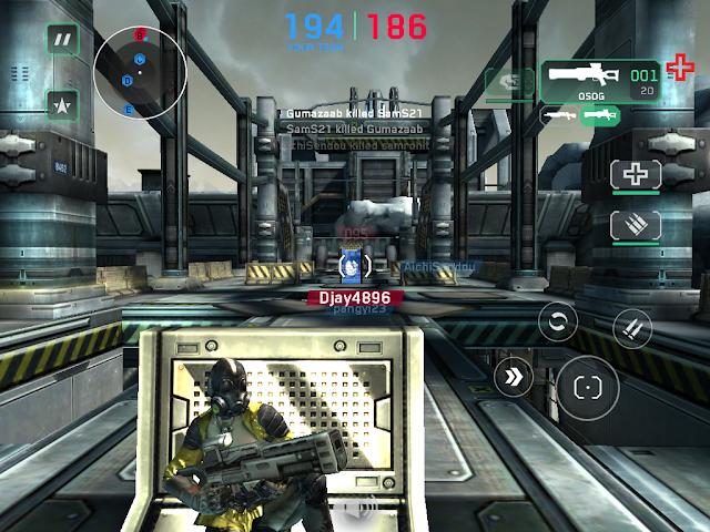 Shadowgun DeadZone How to Snipe Effectively