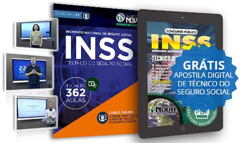 Curso Online do INSS 2015 - Técnico do Seguro Social