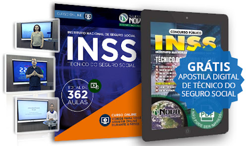 Curso Online do INSS 2015 - Técnico do Seguro Social