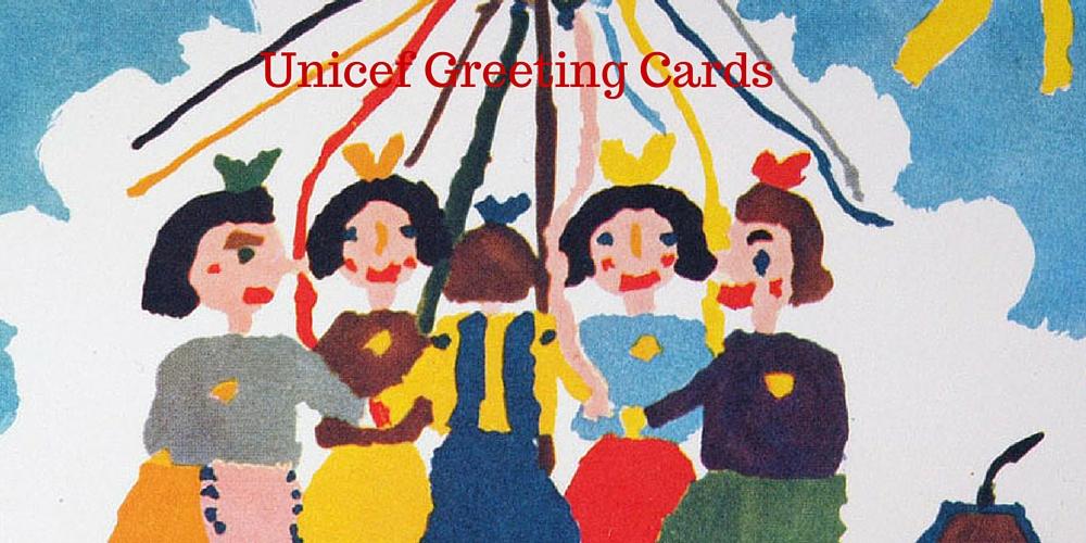 Unicef greeting card m4hsunfo