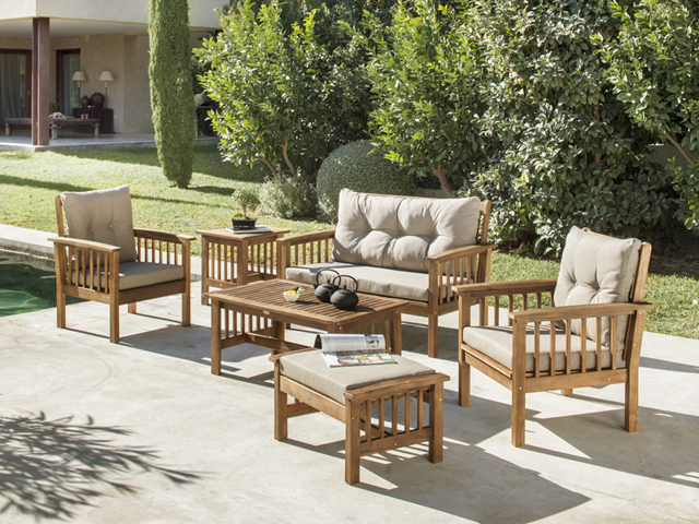 Angulo quiros muebles for Carrefour jardin