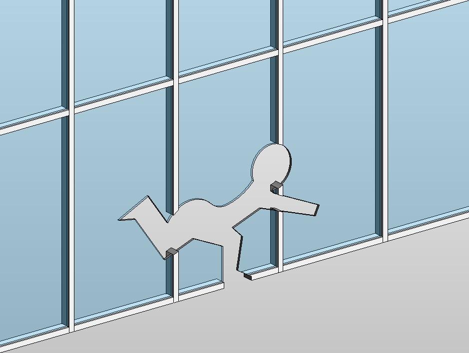 how to show walls below revit