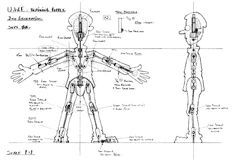 how to make an armature
