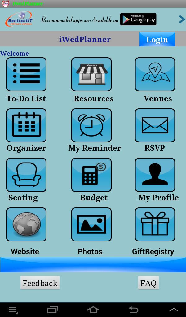 Free wedding planner android app Best room planner app