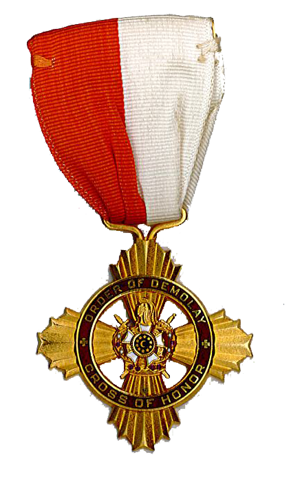 Demolay Legion of Honor Demolay Honors And Awards