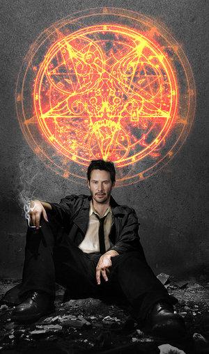 Constantine+Hellblazer+Pentagrama+Filme+