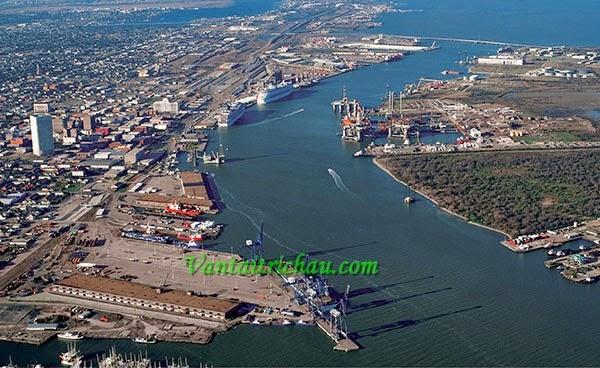 Cảng biển Galveston