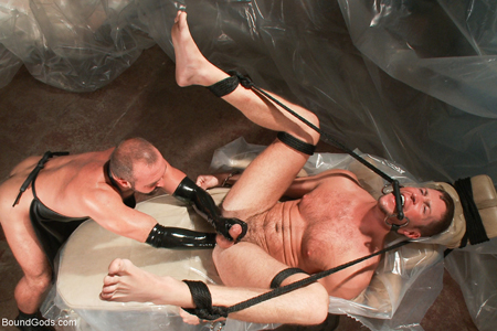 Covered male bondage experience helpful advice