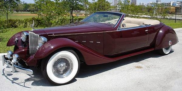 Carhunter Packard Motor Car Company
