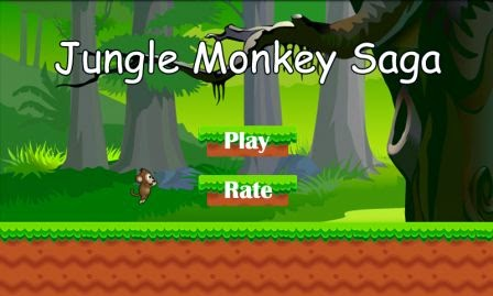Jungle Monkey Saga 2.0.0 Apk Download