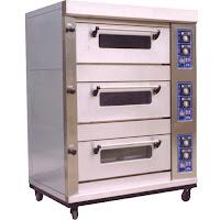cara oven gas