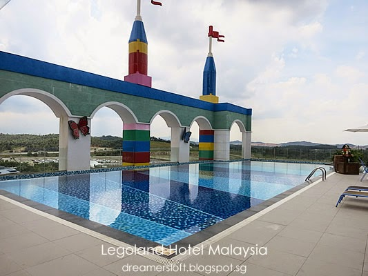 Dreamersloft legoland hotel malaysia may 2014 for Hotels near legoland with swimming pool