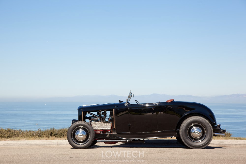 LOWTECH | traditional hot rods and customs : palos verdes profiles