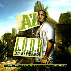 AZ- L.O.D.B (Last Of A Dying Breed