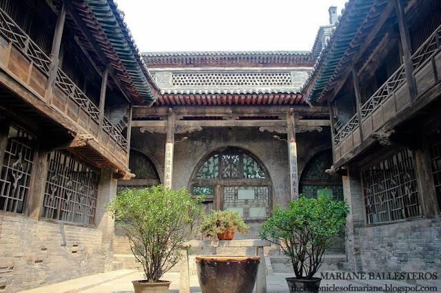 Wang Family Compound china