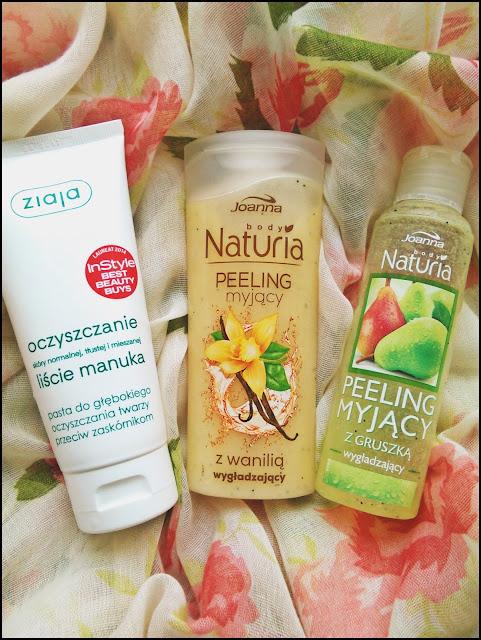 Peelingująca niedziela, czyli dbanie o skórę