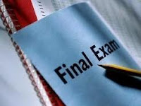 Ragam Student Bila Final Exam