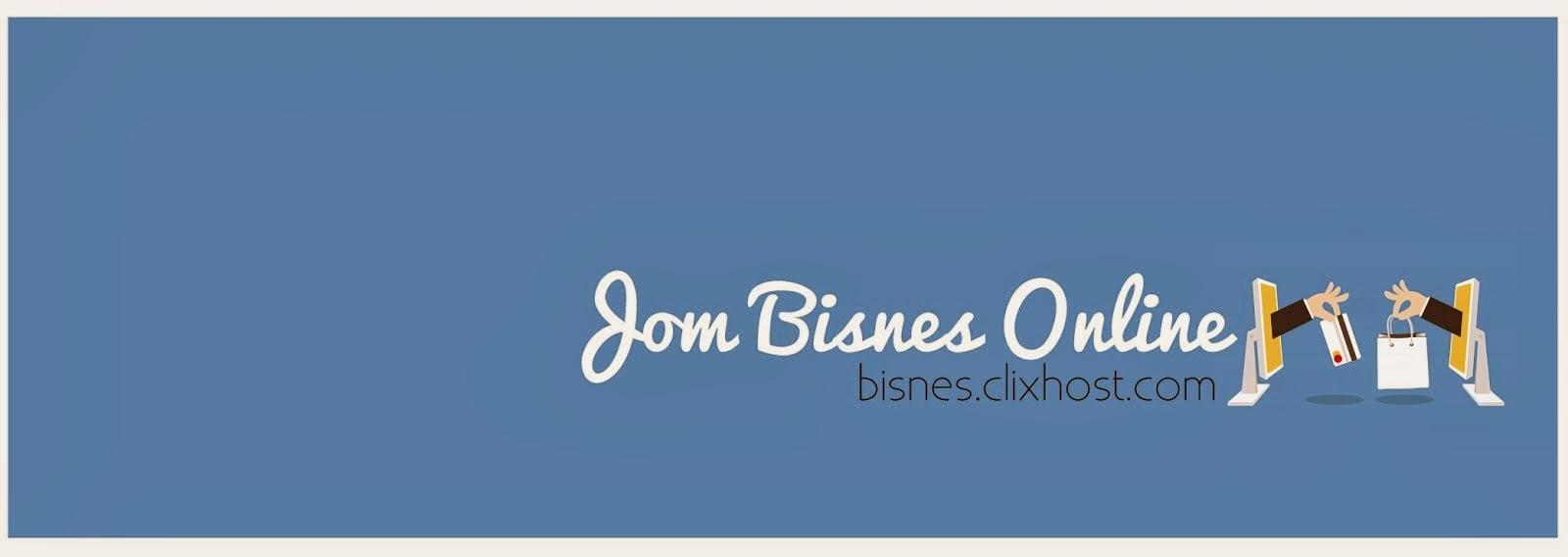 Jom Bisnes Online