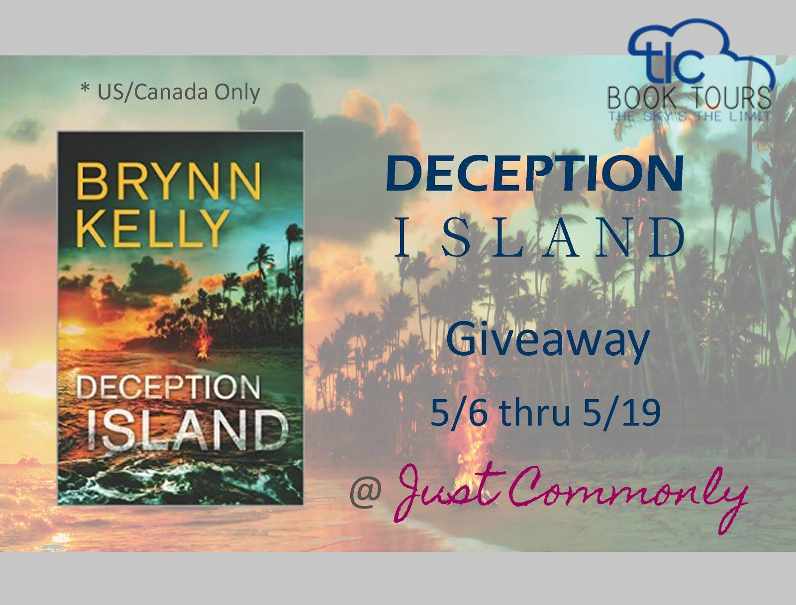 Deception Island Giveaway thru 5/19