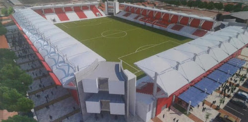 As ser el nuevo estadio Independencia de Estel dentro de 4 aos...