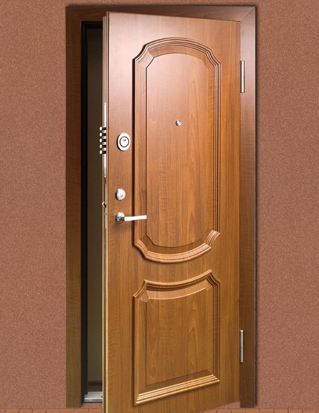 Door to the world for Door security