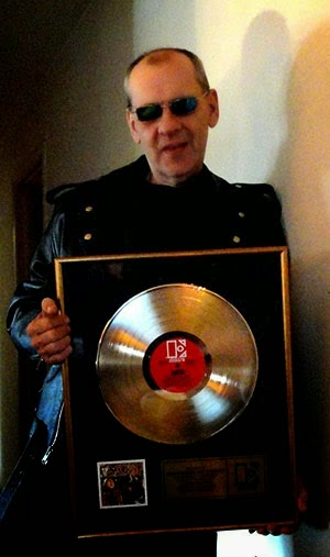 Kick Out the Jams Gold Record