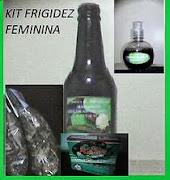 Kit- Contra a Frigidez feminina