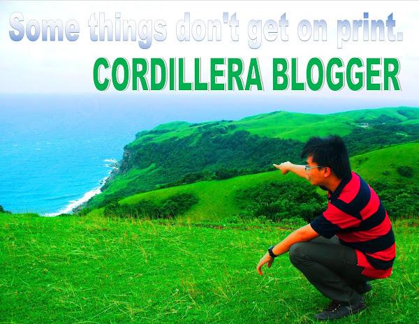 Cordillera Blogger