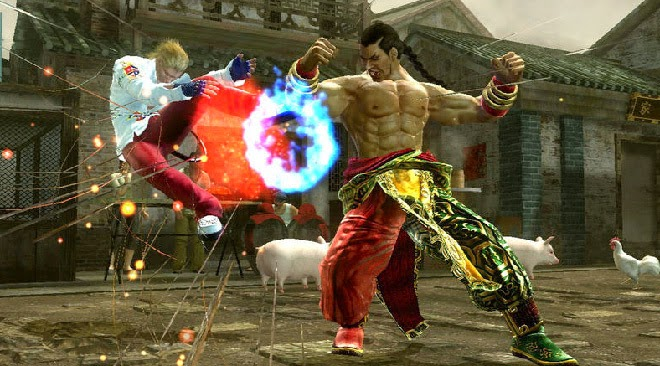 Tekken 4 Download PC Game For Free
