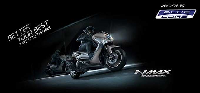 Mekanisme Online Booking Yamaha NMAX Non ABS