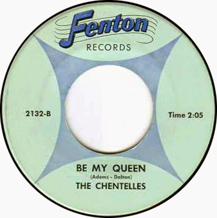 Chentelles The Chentelles Time - Be My Queen