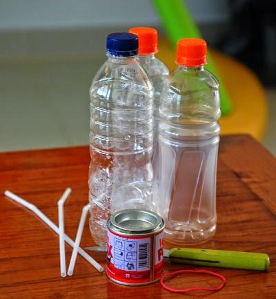 bahan pembuatan air mancur mainan