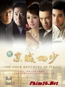 Kinh Thành Tứ Thiếu|| The Four Brothers Of Peking