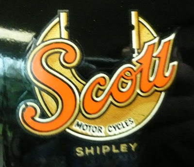 Scott Motorcycle Logo