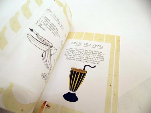 Recipe Book Design