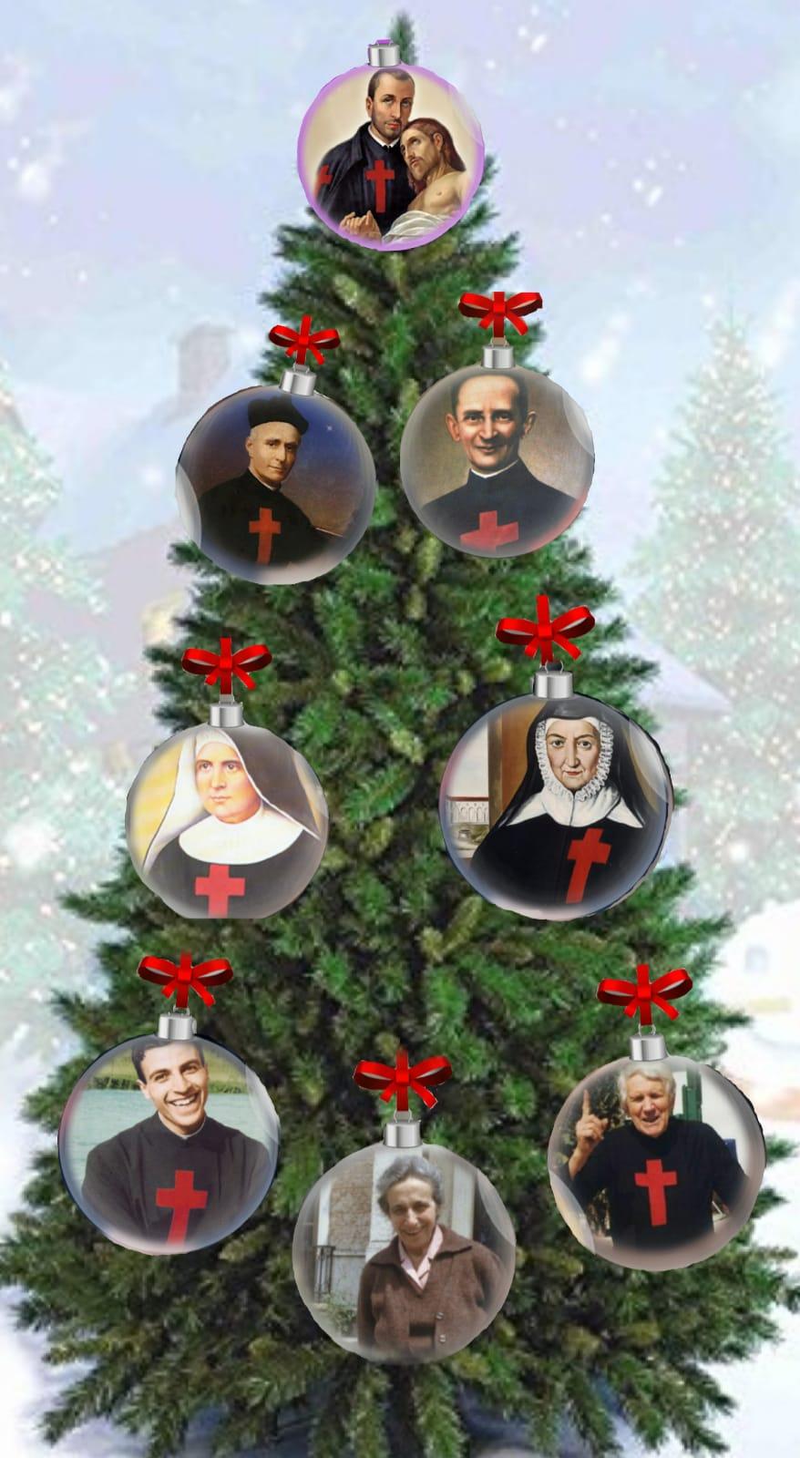Boże Narodzenie z rodziną kamiliańską